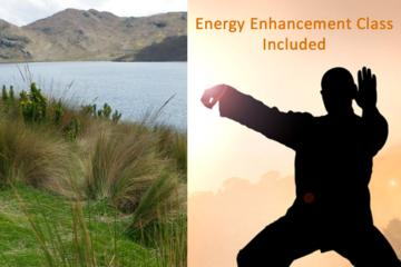 Full-Day Private Tour: Andean Condor Watching at Antisana Lake with Energy Enhancement Class