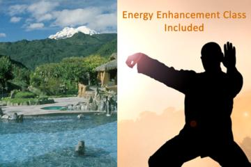 Papallacta Hot Springs 1 Day Private Tour plus Energy Enhancement class and Trekking