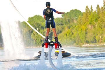 20-Minute Alberta Flyboard Experience for One