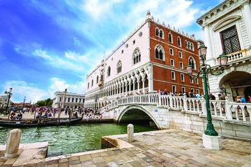Afternoon in Venice: Walking Tour and Doge's Palace Guided Tour