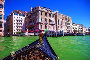 Experiencia en góndola en Venecia