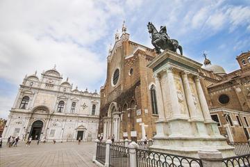 Pasear en Venecia: Recorrido a pie por la mañana