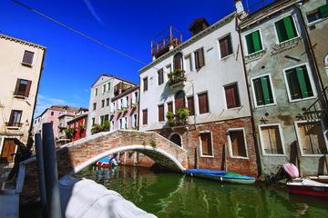 Visite à pied de la Venise cachée l'après-midi