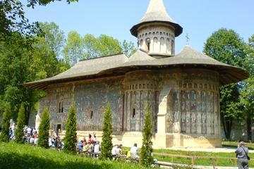 Iasi Unesco Heritage Tour in Bucovina