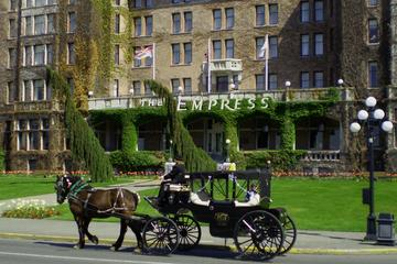 Day Trip The Royal Carriage Tour near Victoria, Canada