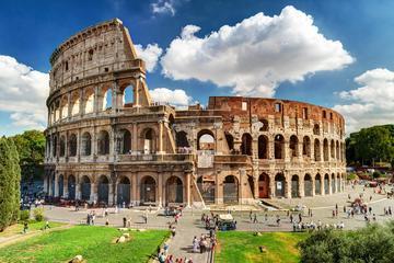 Tour Evite las colas: Roma Imperial con Coliseo, Foro Romano y Colina...