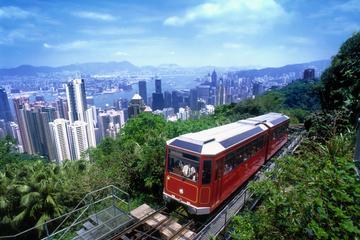 Peak Tram Sky Pass: biglietto del tram, Hong Kong Sky Tour e ingresso