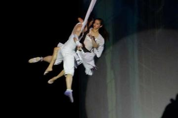3-Hour ERA Acrobatic Show in Shanghai