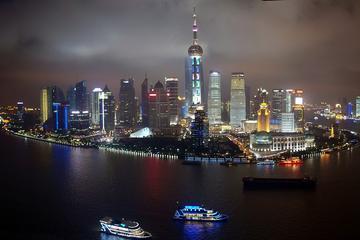 Huangpu River Cruise and Highlight City Night Tour