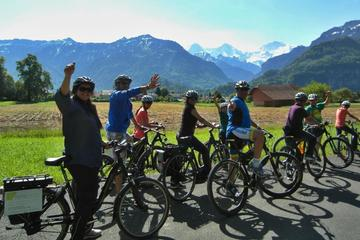Interlaken 3-Hour Guided E-Bike Tour with a Farm and Ancient Villages...