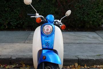 Location de scooter pendant 24heures à Marrakech