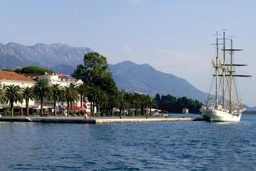 Transfers from Podgorica Airport to Tivat
