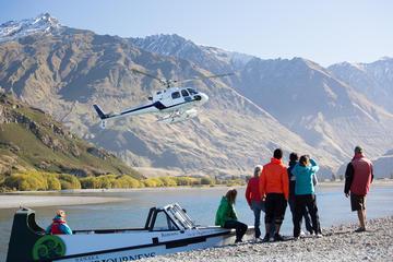Essential Wanaka: Jet Boat - Walk...