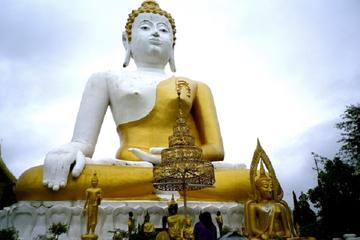 Wiang Kum Kan and Wat Phra That Doi Suthep Private Tour