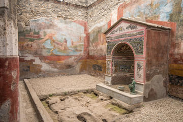 Pompeii Tour For Families With Pick Up in Naples or Sorrento