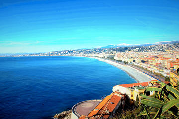 4-Hour Private Sightseeing Tour of Nice from Cannes