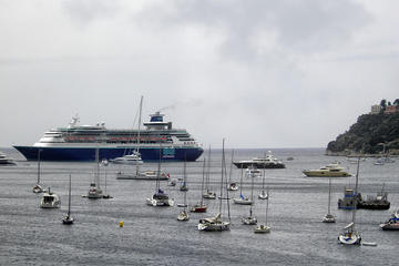 Excursion sur la côte à Villefranche: visite privée à Monaco...