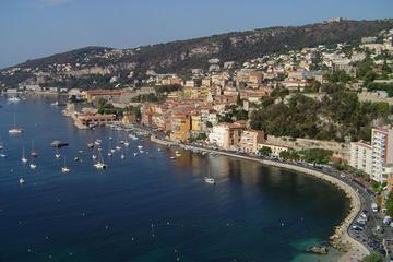 Excursion sur la côte à Villefranche: visite privée à...