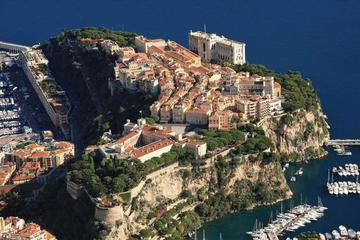 Private Antibes, Eze, and Monte Carlo...