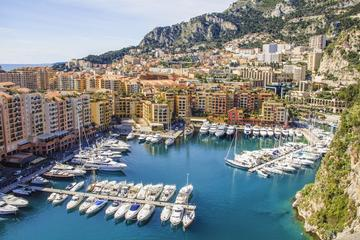 Full-day Private Cannes, Monaco, Cap-Ferrat and French Riviera tour from Nice