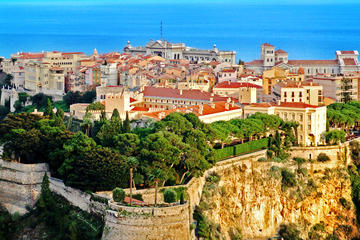 Full-day Private French Riviera, Monaco, and Monte Carlo Tour from Nice