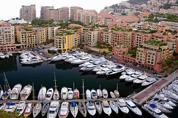 Monaco Shore Excursion: Private Tour to Saint-Paul-De-Vence, Antibes and Cannes