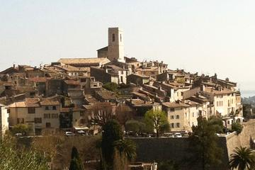 Private Tour: 5-Hour Sightseeing tour to Antibes, Saint-Paul-de-Vence...
