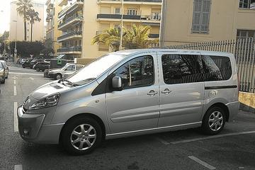 Private Transfer: Nice Airport to Nice Hotel
