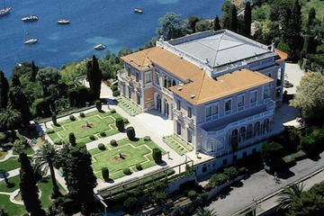 Sightseeing tour from Nice to Eze, Villa Ephrussi de Rothschild & Villa Kérylos