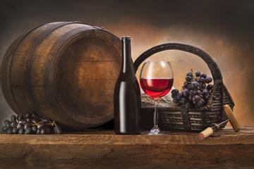 Visite privée: visite de 4heures et dégustation de vins à Nice