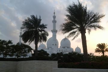 Recorrido privado por Abu Dhabi desde Dubái por grupo