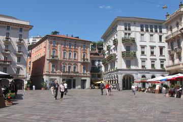 Three Lakes Day Tour from Stresa