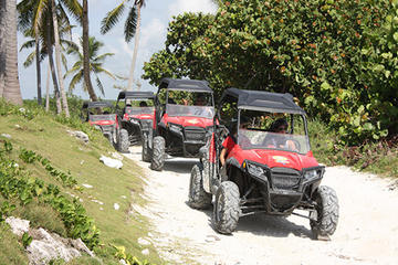 Macao Beach ATV Tour from Punta Cana