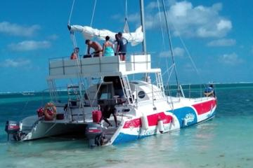 Private Catamaran Cruise from Punta...
