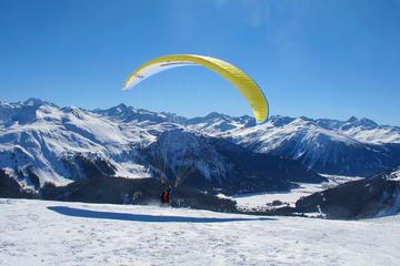 Klosters Paragliding Tandem Flight in...
