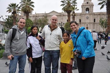 4-Day Tour: Arequipa and the Colca Canyon