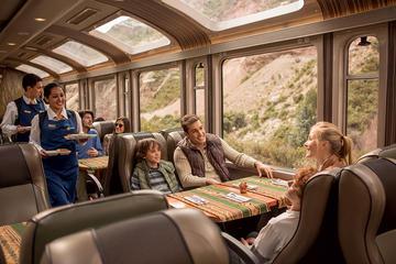Excursão de dia inteiro de Machu Picchu no trem Vistadome