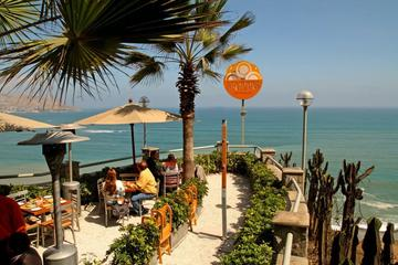 Excursão diurna de Lima com almoço com vista para o mar