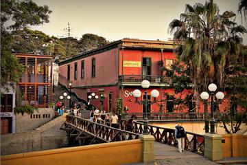 Excursão em Barranco, Chorrillos e Pachacamac saindo de Lima