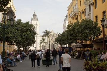Excursión para grupos pequeños de la histórica ciudad de Lima