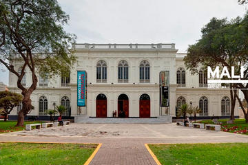 Visita de meio dia ao Museu de Arte em Lima