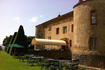 Tea-Time in a Castle