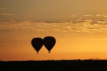 Early Morning Ballooning in Alice...