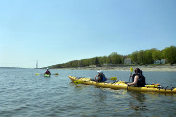 Orleans Island Sea-Kayaking Excursion