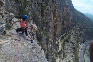 Vía Ferrata Los Vados in Granada