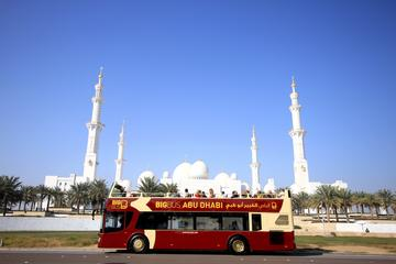 Big Bus Abu Dhabi Hop-on-Hop-off-Tour inklusive Insel Yas und Sky ...
