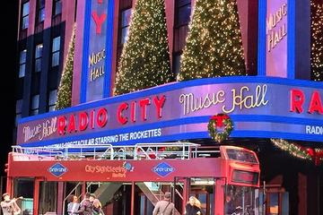 Christmas in New York: Radio City, Empire State Building, Holiday...