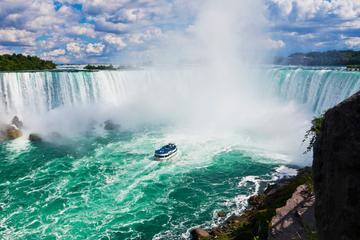 Gita di un giorno in volo sulle Cascate del Niagara con partenza da