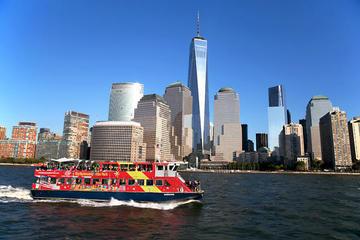 New York City Downtown-upplevelsen