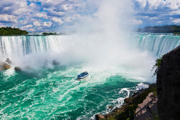 Niagara Falls heldagstur i fly fra...